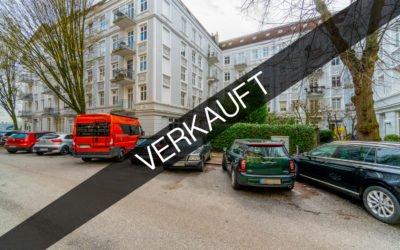 Hamburg – Winterhude | Traumhafte 2 Zimmer Altbauwohnung in ruhiger Toplage zwischen den Gewässern
