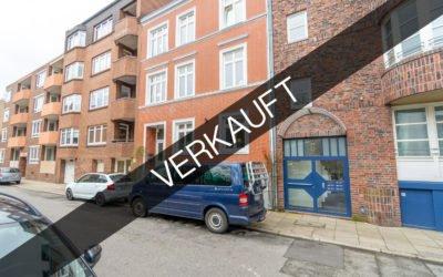 Hamburg – Altona-Altstadt | Mehrparteienhaus mit 4 Wohnungen aus der Gründerzeit in Toplage