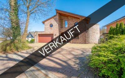 Henstedt-Rhen | Geschmackvolle Villa in exklusiver Wohnlage an Alsterquelle & Naturschutzgebiet