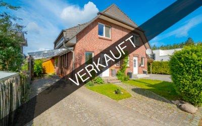 Hamburg – Lemsahl-Mellingstedt | Moderene Doppelhaushälfte in privilegierter Wohnlage mit viel Platz
