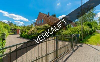Buchhlz ( Nordheide ) | Großes Einfamilienhaus im Grünen mit Baugrundstück ohne Baubindung