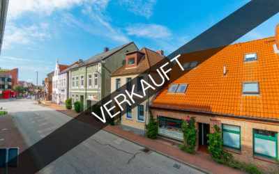 Bad Segeberg – Altstadt | Zentrales Stadthaus mit angrenzendem Zweiparteienhaus zur Vermietung