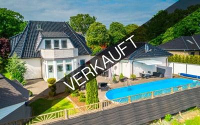 Bremerhaven – Beverstedt | Einfamilienhaus auf idyllischem Grundstück in ruhiger Lage