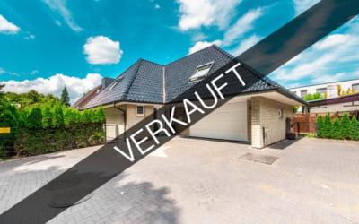 Tornesch | Komplett modernisiertes & exklusives Einfamilienhaus in guter Lage zum sofortigen Einzug