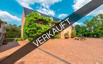 Berlin – Wustermark | Herrschaftliches Reitanwesen nahe Berlin mit 3 separaten Wohnungen