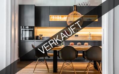 Hamburg – Groß Flottbek | Design 4-Zimmer-Wohnung mit exklusiver Ausstattung und 2 Balkonen