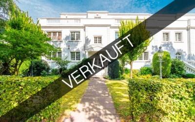 Hamburg – Winterhude | Exklusives Penthouse mit Dachterasse, Aufzug und Wellness